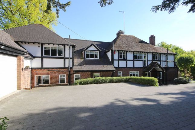 Thumbnail Detached house to rent in Pilgrims Way, Kemsing, Sevenoaks