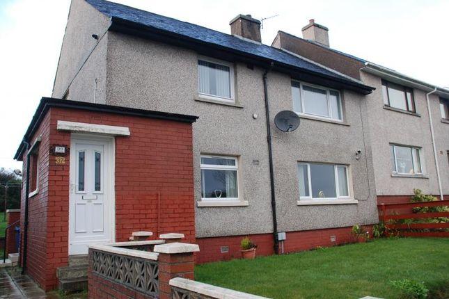Thumbnail Flat to rent in Glamis Drive, Greenock