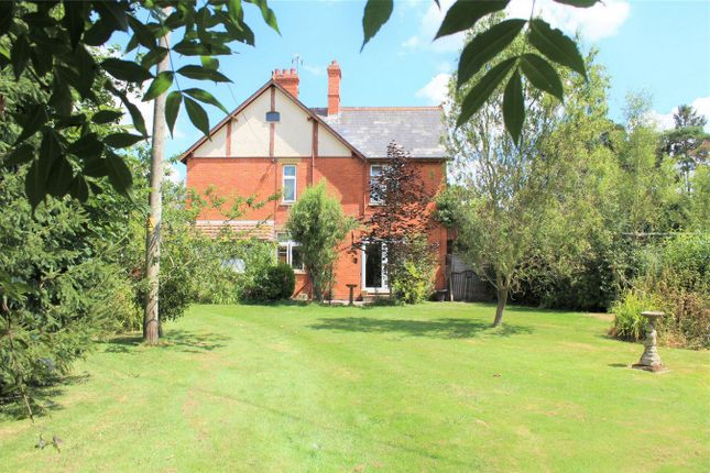 Thumbnail Detached house for sale in The Gables, Bradford On Tone, Somerset