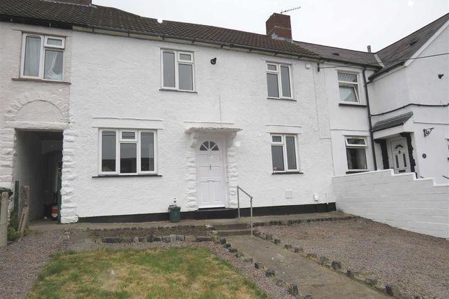 Thumbnail Terraced house for sale in Oak Street, Rhydyfelin, Pontypridd