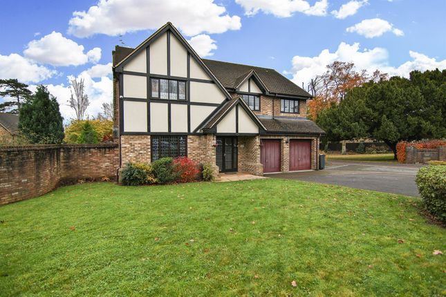 Thumbnail Detached house for sale in Clos Elphan, St. Mellons, Cardiff