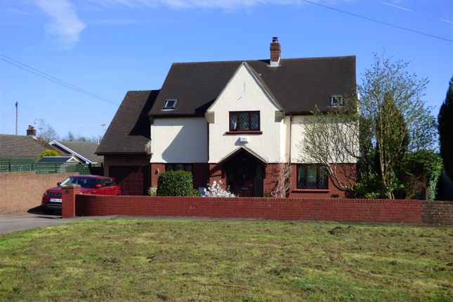 Thumbnail Detached house for sale in Beech Grove, Chepstow