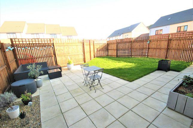 Rear Garden of Harvey Close, South Shields NE33