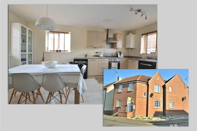 Thumbnail Semi-detached house for sale in Dairy Way, King's Lynn
