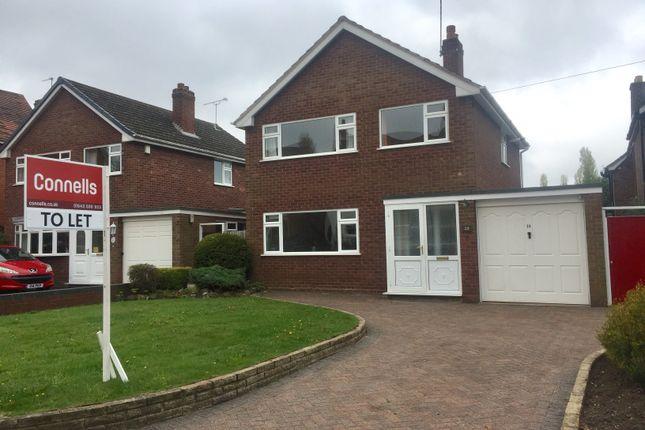 Thumbnail Property to rent in New Penkridge Road, Cannock