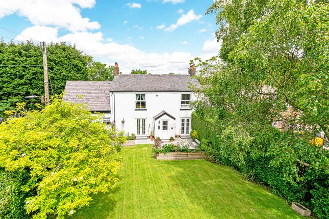 Thumbnail Detached house for sale in Summit Close, Lower Stretton, Warrington