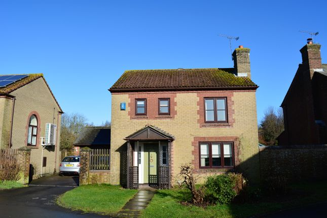 Thumbnail Detached house to rent in Martinsell Green, Pewsey