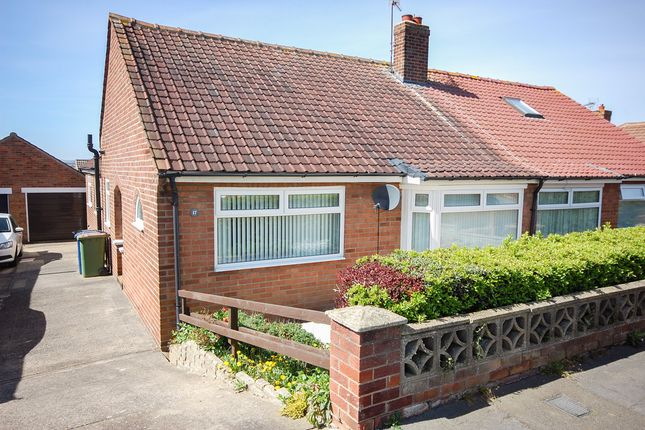 Thumbnail Semi-detached bungalow for sale in Marshall Drive, Brotton