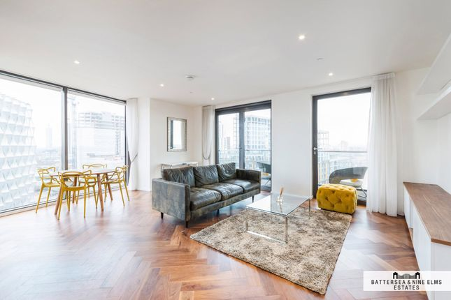 Thumbnail Flat for sale in New Union Square, London