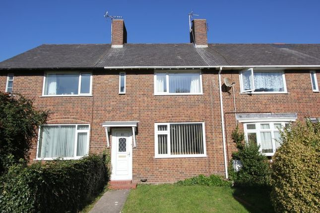 Thumbnail Terraced house for sale in Sycamore Avenue, St. Athan, Barry