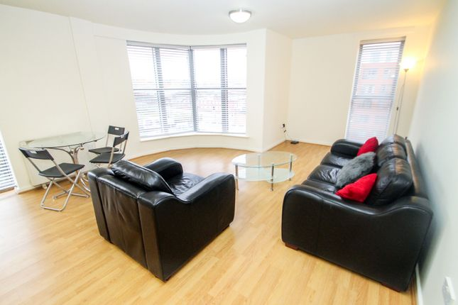 Thumbnail Flat to rent in Millwright Street, Leeds