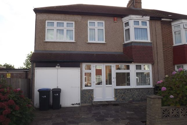 4 bed semi-detached house for sale in Dover Road, Edmonton