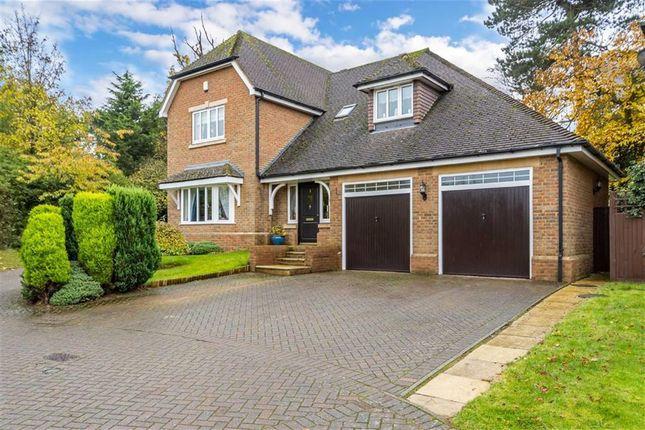 Thumbnail Detached house for sale in Ash Grange, Billington Road, Leighton Buzzard