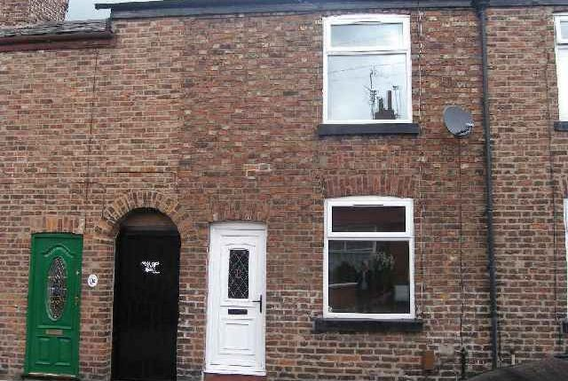 Thumbnail Terraced house to rent in Crown Street West, Macclesfield