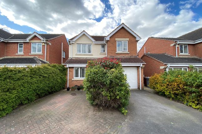 Thumbnail Detached house for sale in Saucemere Drive, Newark