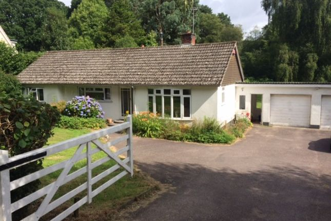 Thumbnail Detached bungalow for sale in Higher Metcombe, Ottery St. Mary