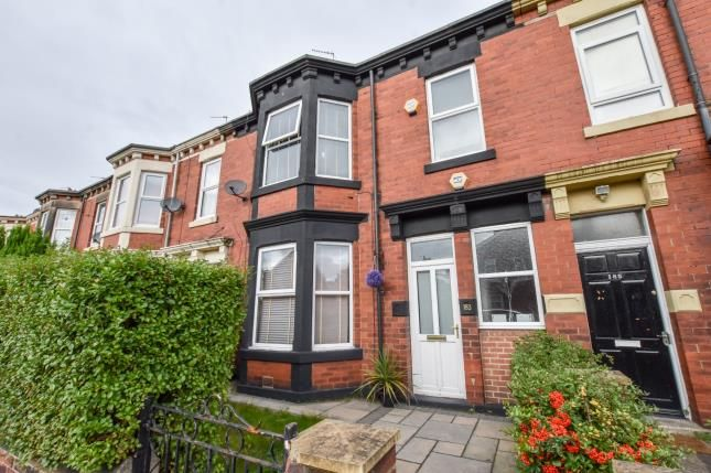Thumbnail Terraced house for sale in Rothbury Terrace, Heaton, Newcastle Upon Tyne, Tyne And Wear