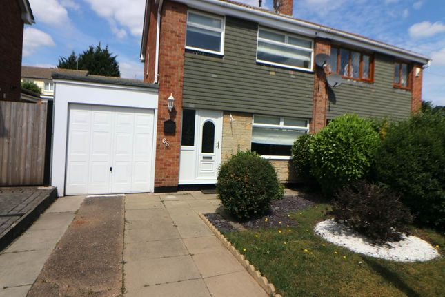 3 bed semi-detached house to rent in Cantley Manor Avenue, Cantley, Doncaster DN4