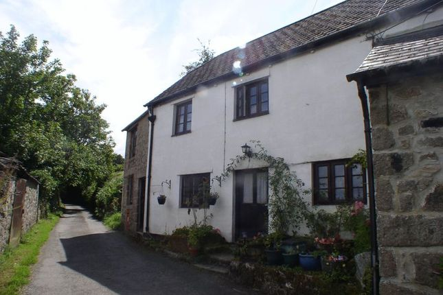 Thumbnail Semi-detached house for sale in Throwleigh, Okehampton