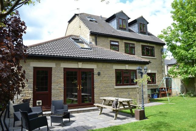Thumbnail Detached house for sale in Dymboro Gardens, Midsomer Norton, Radstock