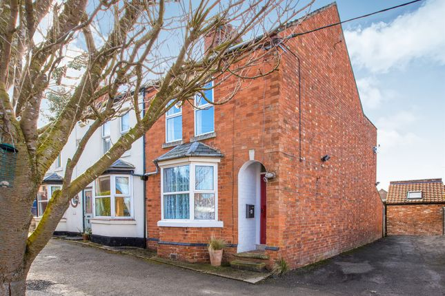 Thumbnail End terrace house for sale in Grove Place, Raunds, Wellingborough