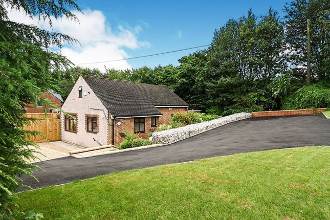 Thumbnail Bungalow for sale in Old Road, Heage, Belper