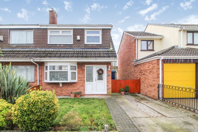 Thumbnail Semi-detached house for sale in Apollo Way, Bootle