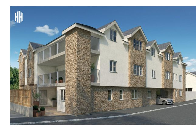 Thumbnail Maisonette for sale in Rosewarne Road, Camborne