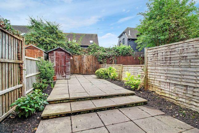 Garden At Back of Jasmine Crescent, Princes Risborough HP27