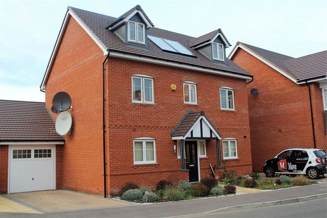 Thumbnail Detached house to rent in Boxall Way, Slough, Berkshire