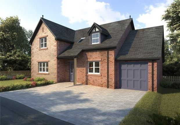 Thumbnail Detached house for sale in Plot 2, Thornedge Gardens, Cumwhinton, Carlisle