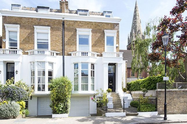 Thumbnail End terrace house for sale in Elm Park Road, London