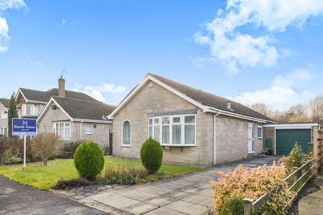 Thumbnail Bungalow to rent in Sandringham Close, Haxby, York