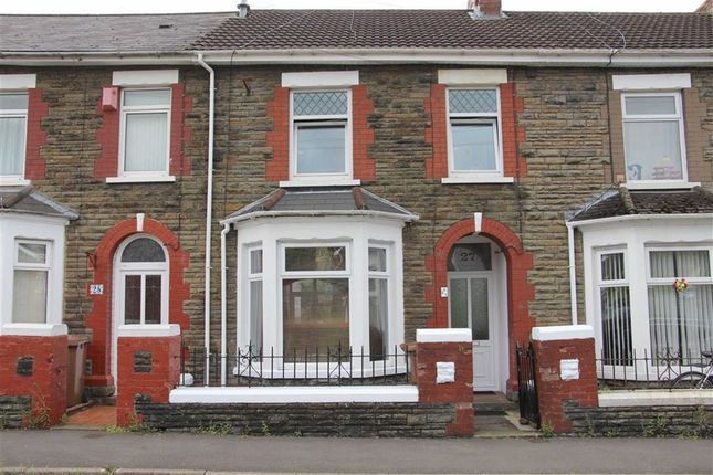 Thumbnail Terraced house for sale in Standard Street, Trethomas, Caerphilly