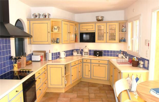 Kitchen of Domaine De Golf De Barbaroux, Brignoles, Haut Var, 83170