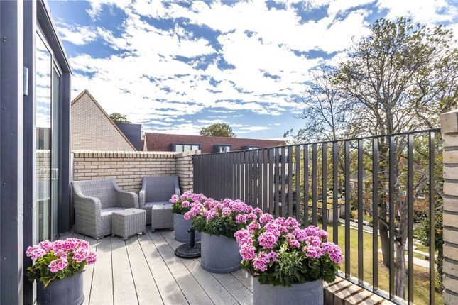 Thumbnail Flat for sale in Blomfield Mansions, 6 Marwood Square, London