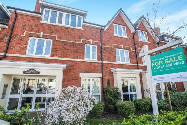 Thumbnail Flat for sale in Poppy Court, 339 Jockey Road, Sutton Coldfield