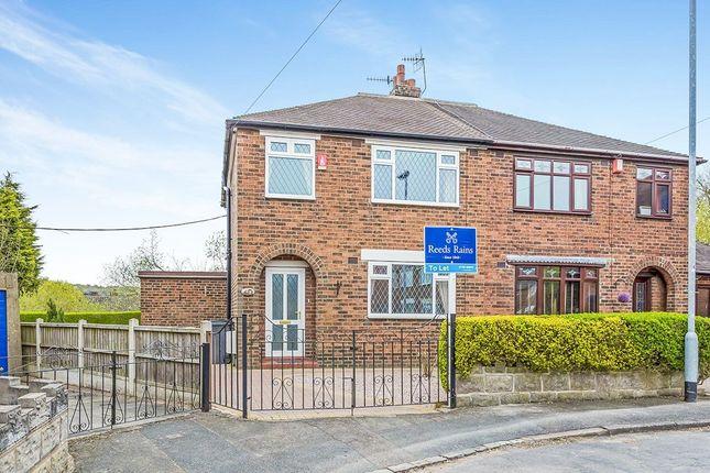 Thumbnail Semi-detached house to rent in Albert Avenue, Longton, Stoke-On-Trent