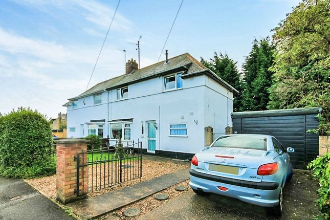 Thumbnail Semi-detached house for sale in Middleton Road, Mansfield Woodhouse, Mansfield, Nottinghamshire