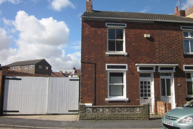 Thumbnail End terrace house to rent in Trinity Lane, Beverley