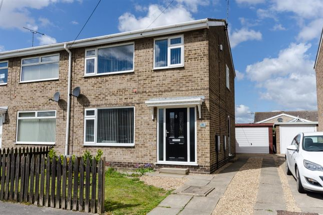 3 bed semi-detached house for sale in Guy Garth, Hedon, Hull HU12