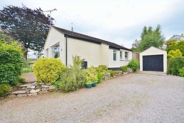 Thumbnail Detached bungalow for sale in Kelton Croft, Kirkland, Frizington