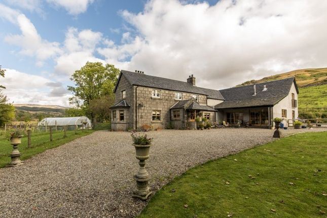 Thumbnail Country house for sale in Anaheilt, Strontian, Highland