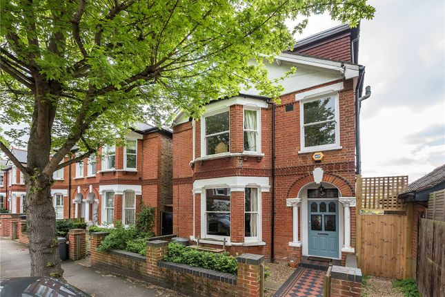 Thumbnail Detached house for sale in Norman Avenue, St Margarets