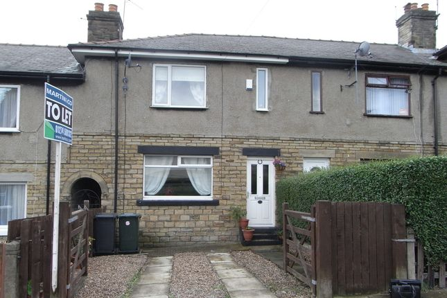 Thumbnail Terraced house to rent in Hope Avenue, Shipley