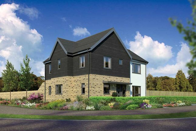 """4 bed detached house for sale in """"Windsor"""" at Countesswells Park Place, Countesswells, Aberdeen AB15"""