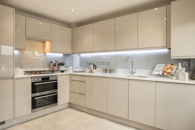 Thumbnail Link-detached house for sale in Birling Road, Clock Tower, West Malling