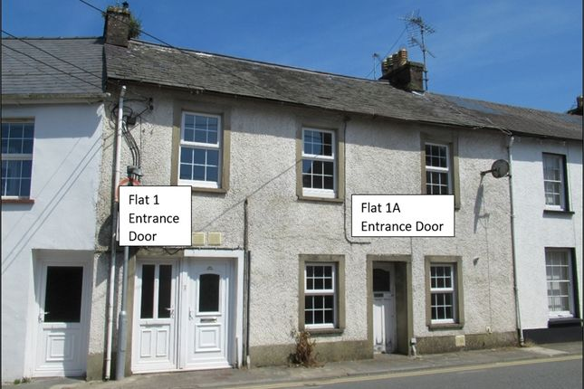Thumbnail Flat for sale in Hottipass Street, Fishguard