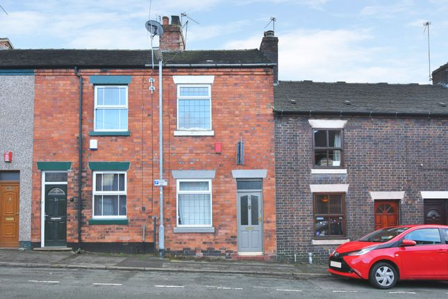Thumbnail Terraced house to rent in West Street, Newcastle Under Lyme, Staffordshire