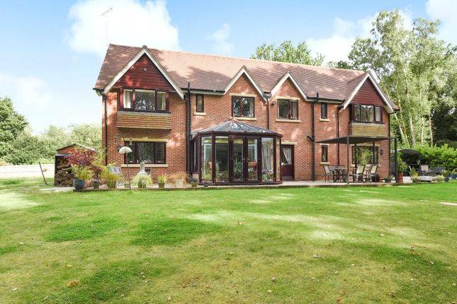 Thumbnail Detached house for sale in Kennels Lane, Farnborough, Hampshire